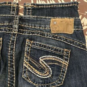 Tuesday 16 1/2 silver jeans
